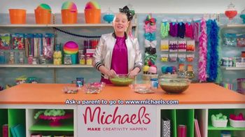 Michaels TV Spot, 'Nickelodeon: JoJo Siwa Making Slime' - Thumbnail 6