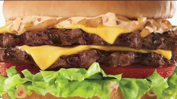 Carl's Jr. California Classic Combo TV Spot, 'Banger' - Thumbnail 2