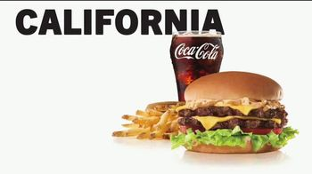 Carl's Jr. California Classic Combo TV Spot, 'Banger' - Thumbnail 3