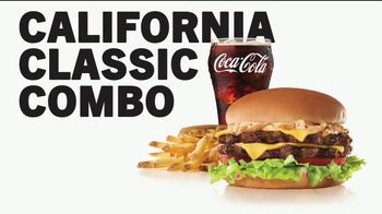 Carl's Jr. California Classic Combo TV Spot, 'Banger'