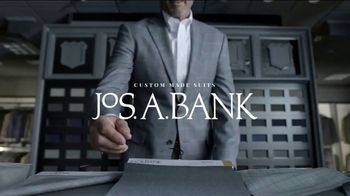 JoS. A. Bank Custom Made Suits TV Spot, 'Easy in Every Way' - Thumbnail 1
