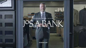 JoS. A. Bank Custom Made Suits TV Spot, 'Easy in Every Way' - Thumbnail 8