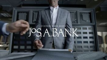JoS. A. Bank Custom Made Suits TV Spot, 'Easy in Every Way' - Thumbnail 2