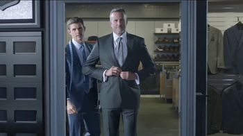 JoS. A. Bank Custom Made Suits TV Spot, 'Easy in Every Way'