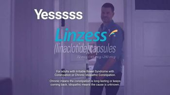Linzess TV Spot, 'Yes: Errands'