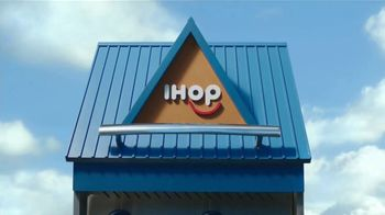 IHOP Ultimate Steakburger Combos TV Spot, 'IHOb: Hamburguesas' [Spanish]