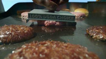 IHOP Ultimate Steakburger Combos TV Spot, 'IHOb: Hamburguesas' [Spanish] - Thumbnail 5