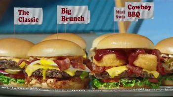 IHOP Ultimate Steakburger Combos TV Spot, 'IHOb: Hamburguesas' [Spanish] - Thumbnail 6