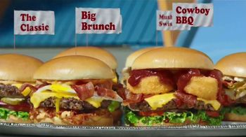 IHOP Ultimate Steakburger Combos TV Spot, 'IHOb: Hamburguesas' [Spanish] - Thumbnail 7