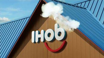 IHOP Ultimate Steakburger Combos TV Spot, 'IHOb: Hamburguesas' [Spanish] - Thumbnail 8
