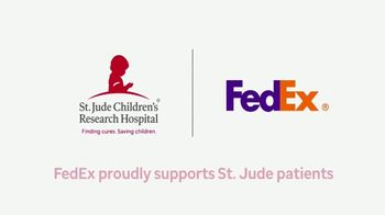 St. Jude Children's Research Hospital TV Spot, 'FedEx: A Reason to Smile' - Thumbnail 10