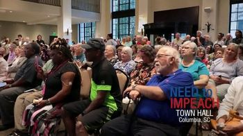 Tom Steyer TV Spot, 'Columbia Town Hall: Need to Impeach' - Thumbnail 4