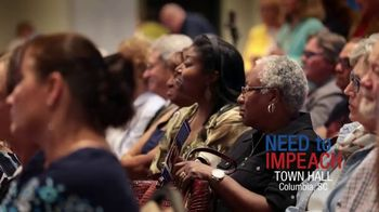 Tom Steyer TV Spot, 'Columbia Town Hall: Need to Impeach' - Thumbnail 5