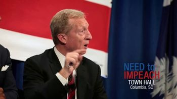 Tom Steyer TV Spot, 'Columbia Town Hall: Need to Impeach' - Thumbnail 6