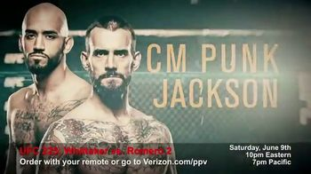 UFC 225 TV Spot, 'Whittaker vs. Romero 2: You Ain't Seen Nothin' Like This' - Thumbnail 6