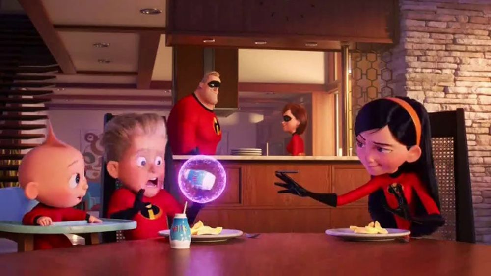 McDonald's Happy Meal TV Commercial, 'Incredibles 2 ...