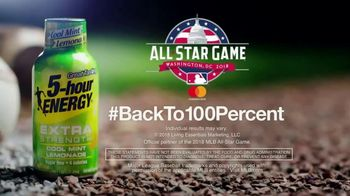 5 Hour Energy Extra Strength TV Spot, 'Back to 100 Percent' Ft. José Altuve - Thumbnail 9