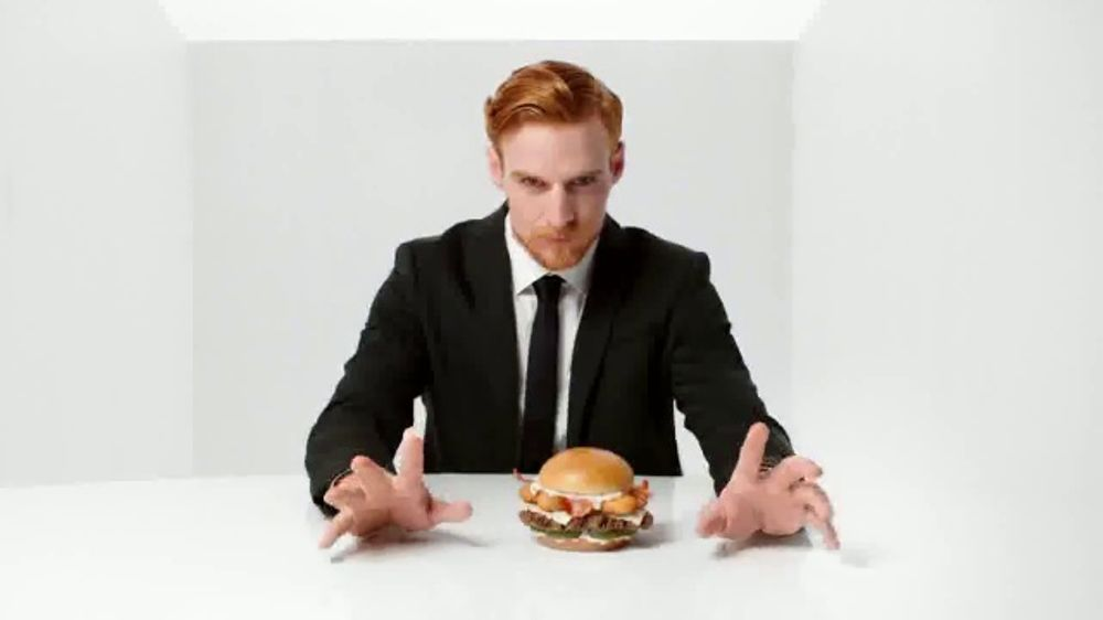 Redhead burger king commercial pics 272