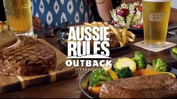 Outback Steakhouse Bloomin' Blonde Ale TV Spot, 'Pairs With Bold Flavors' - Thumbnail 10