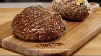 Outback Steakhouse Bloomin' Blonde Ale TV Spot, 'Pairs With Bold Flavors' - Thumbnail 5