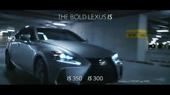 2018 Lexus IS TV Spot, 'The Engagement' Song by The Everyday Visuals