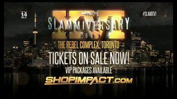 Impact Wrestling Slammiversary TV Spot, 'Rebel Complex' - Thumbnail 10