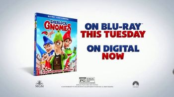 Sherlock Gnomes Home Entertainment TV Spot - Thumbnail 10