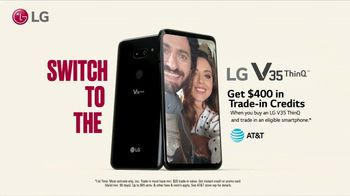 LG V35 ThinQ TV Spot, 'What's It Gonna Take?' Featuring Aubrey Plaza - Thumbnail 10
