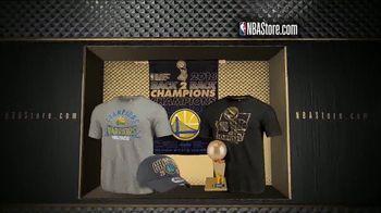 NBA Store TV Spot, '2018 Championship Collection' - Thumbnail 6