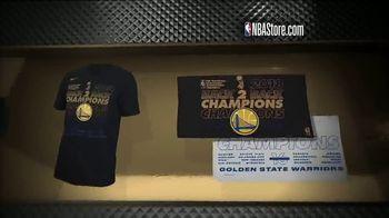 NBA Store TV Spot, '2018 Championship Collection' - Thumbnail 7