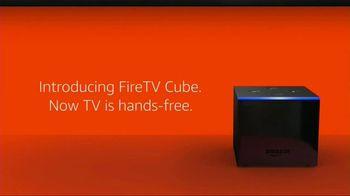 Amazon Fire TV Cube TV Spot, 'Viral Cat' - Thumbnail 6