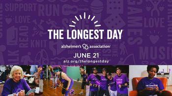 Alzheimer's Association TV Spot, 'The Longest Day' - Thumbnail 8