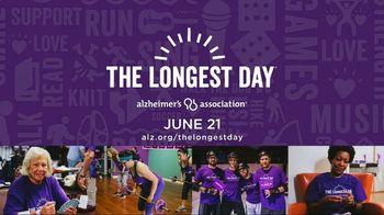 Alzheimer's Association TV Spot, 'The Longest Day'
