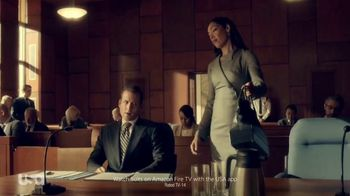 Amazon Fire TV Cube TV Spot, 'Courtroom Drama (Suits)' - Thumbnail 1