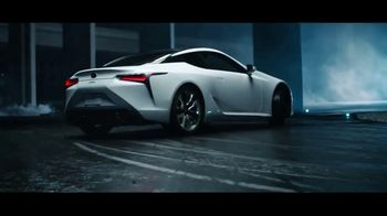 Lexus LC and LC Hybrid TV Spot, 'Extreme Measures'