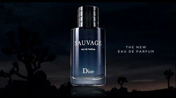 Dior Sauvage TV Spot, 'The New Fragrance' Featuring Johnny Depp - Thumbnail 10