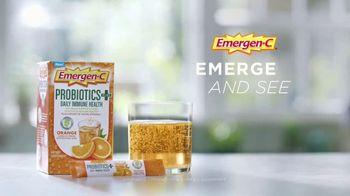 Emergen-C Probiotics Plus TV Spot, 'Emerge Your Best' - Thumbnail 10