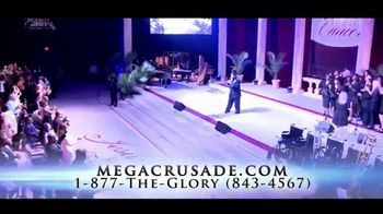 Mega Miracle Crusade Conference Against Cancer TV Spot, '2018 Tickets' - Thumbnail 3