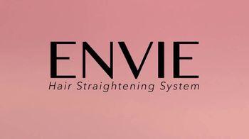 ENVIE Hair Straightening System TV Spot, 'Salon Quality' - Thumbnail 1