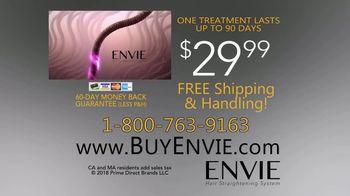 ENVIE Hair Straightening System TV Spot, 'Salon Quality' - Thumbnail 10
