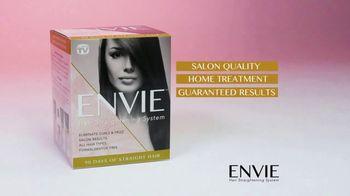 ENVIE Hair Straightening System TV Spot, 'Salon Quality' - Thumbnail 2
