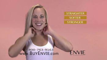 ENVIE Hair Straightening System TV Spot, 'Salon Quality'