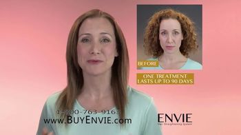 ENVIE Hair Straightening System TV Spot, 'Salon Quality' - Thumbnail 7
