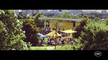 Pedigree TV Spot, 'CMT: Paws & Play Festival' Featuring Cassadee Pope - Thumbnail 1