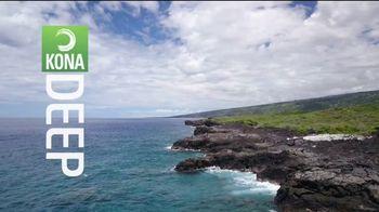 Kona Deep TV Spot, 'Deep Ocean Water' - Thumbnail 1