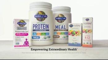 Garden of Life TV Spot, 'Empowering Extraordinary Health' - Thumbnail 10