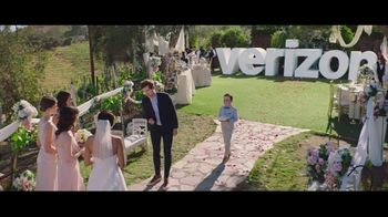 Verizon TV Spot, 'Ring Bearer' Featuring Thomas Middleditch - Thumbnail 6