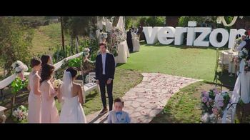 Verizon TV Spot, 'Ring Bearer' Featuring Thomas Middleditch - Thumbnail 7
