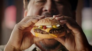 McDonald's Quarter Pounder TV Spot, 'Speechless: Jimmy' Ft. Charles Barkley - Thumbnail 1