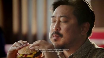 McDonald's Quarter Pounder TV Spot, 'Speechless: Jimmy' Ft. Charles Barkley - Thumbnail 2